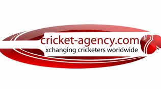 Cricket Agency Logo